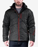 Hawke & Co Outfitters Quilted Insulated Ski Jacket