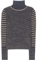 See by Chloe Wool Turtleneck Sweater