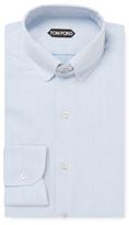 Tom Ford Tab Collar Dress Shirt