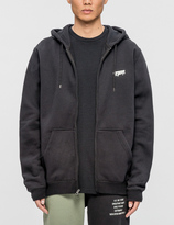 10.Deep Sound & Fury Zip Up Hoodie