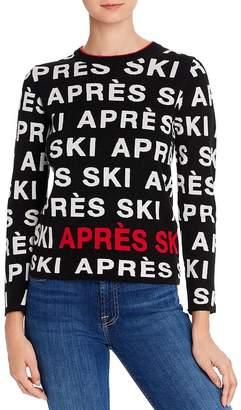 Minnie Rose Après Ski Sweater