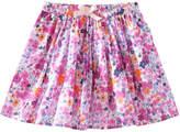 Joe Fresh Toddler Girls' Floral Print Skirt, Pink (Size 4)