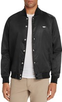 Obey Tour City Satin Bomber Jacket