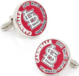 Cufflinks Inc. Men's St. Louis Cardinals 2011 World Series Championship