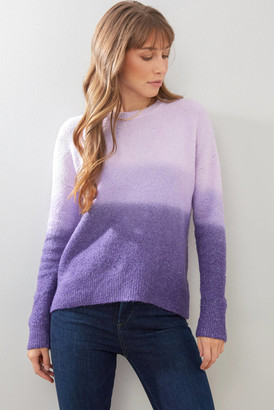 RD Style Ombre Pullover Prpm M