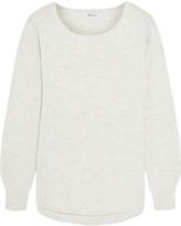 Madewell Slub cotton-blend sweater