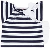 Il Gufo Striped Cotton Jersey Top