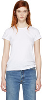 Rag & Bone White the Tee T-shirt