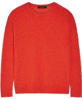 Cédric Charlier Ribbed-knit Sweater - Red