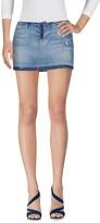 Hudson Denim skirts