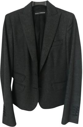 Dolce & Gabbana Grey Jacket for Women Vintage