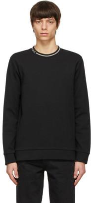 A.P.C. Black Earl Sweatshirt