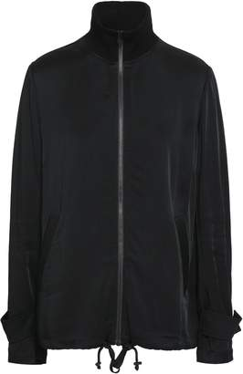 A.L.C. Monico Bead-embellished Sateen Jacket