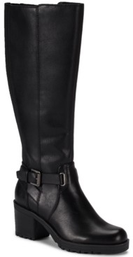 Bare Traps Baretraps Tempist Lug Sole Riding Boots Women's Shoes
