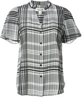 Diane von Furstenberg Darb shortsleeved shirt - women - Silk - 8