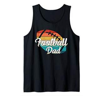 Mens Retro Football Dad Ball Daddy Player Jersey Papa Team Father Tank Top