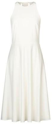 Halston Knee-length dress