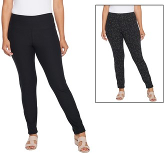 Women with Control Petite Renee's Reversibles Ankle Pants