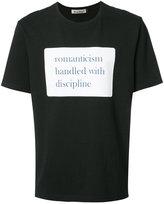Undercover quote print T-shirt - men - Cotton - 1
