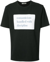 Undercover quote print T-shirt