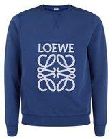 Loewe Terry Logo Sweatshirt