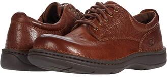 Børn Hutchins III (Dark Tan Full Grain Leather) Men's Shoes