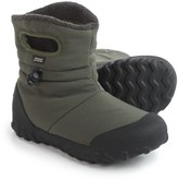 Bogs Footwear B-Moc Puff Snow Boots - Waterproof, Insulated (For Big Kids)