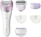 Philips Satinelle BRE630 wet and dry epilator