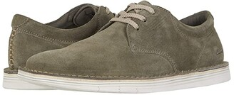 Clarks Forge Vibe (Olive Suede) Men's Shoes