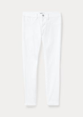 Ralph Lauren Aubrie Denim Legging