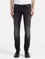 Calvin Klein Jeans Skinny Faded Black Jeans