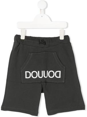 Douuod Kids Logo Track Shorts