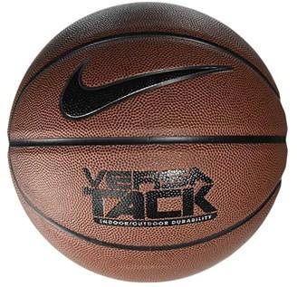 Nike Versa Tack 8P (7) (Amber/Black/Metallic Silver/Black) Athletic Sports Equipment