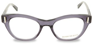 Boucheron 49MM Square Optical Glasses