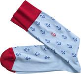 Johnston & Murphy Anchors Socks