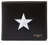 Givenchy Calf Leather Bifold Wallet