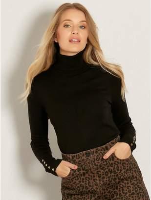 M&Co Roll neck jumper