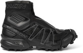 Salomon - S/lab Black Snowcross Trail Running Boots