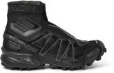 Salomon S/LAB Black Snowcross Trail Running Boots