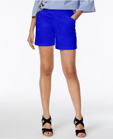 INC International Concepts Curvy-Fit Shorts, Only at Macy's