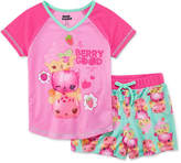 Asstd National Brand 2-pc. Shorts Pajama Set Girls