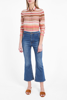 Brock Collection Bayley Striped Blouse
