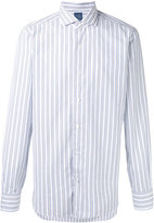 Barba striped shirt - men - Cotton - 43