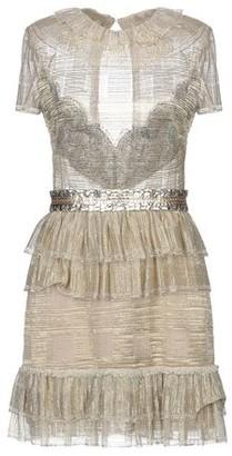 KRISTIAN AADNEVIK Short dress
