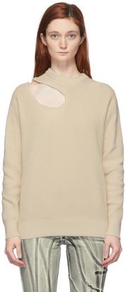 Toga Off-White Hole Knit 2 Sweater