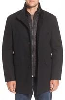 Cole Haan Men's Wool Blend 3-In-1 Topcoat
