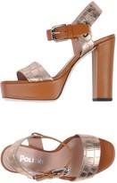 Pollini Sandals - Item 11331270