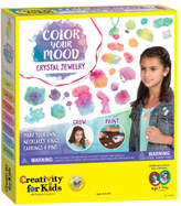 N/A Creativity for Kids Colour Your Mood Crystal Jewllery