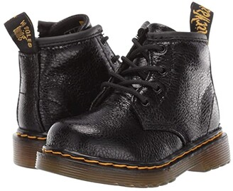 Dr. Martens Kid's Collection 1460 (Toddler) (Black) Girl's Shoes