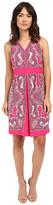 Christin Michaels Naomi Paisley Dress